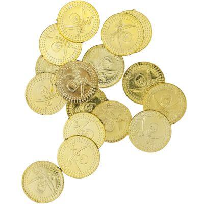 Lot de 24 pièces d'or Pirate  par Arty Fêtes Factory