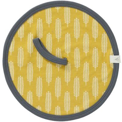 Doudou attache-sucette Havre lemon  par Fresk