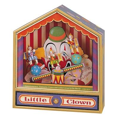 Dancing Clowns Balançoire  par Trousselier