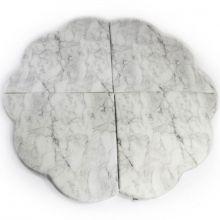 Tapis de jeu Matters Nuage velours marbre  par Misioo