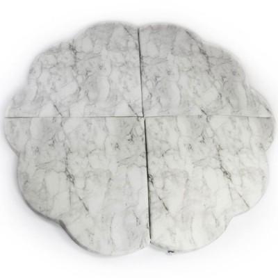 Tapis de jeu Matters Nuage velours marbre