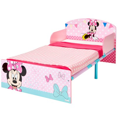 lit enfant premium minnie 70 x 140 cm worlds apart. Black Bedroom Furniture Sets. Home Design Ideas