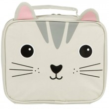 Sac isotherme Kawaii Friends Nori le chat  par sass & belle