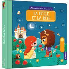 Livre La Belle et la Bête (collection Mes contes à animer)