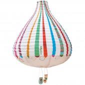 Lanterne Cirque motifs phosphorescents - Lilliputiens