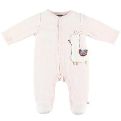 Pyjama chaud lama Sacha (1 mois)  par Noukie's