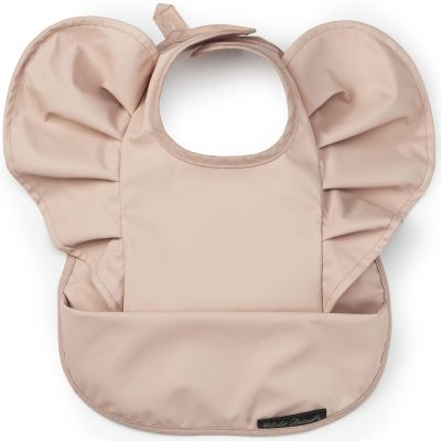 Bavoir plastifié Powder Pink  par Elodie Details