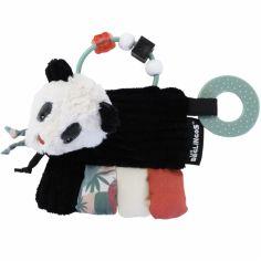 Hochet d'activités Rototos le panda