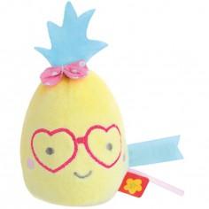 Doudou veilleuse ananas pomme citron