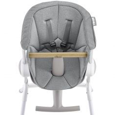 Assise Chaise Haute Up&Down grey