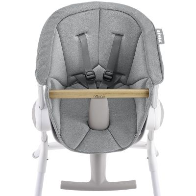 Assise Chaise Haute Up&Down grey Béaba