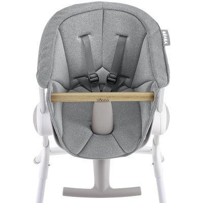 Assise Chaise Haute Up&Down grey  par Béaba