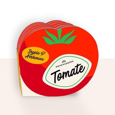 Livre La tomate  par Marcel et Joachim
