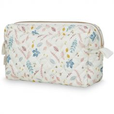 Trousse de toilette Pressed Leaves rose