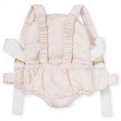 Porte bébé poupée Dandelion rose