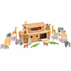 Grande Arche de Noé en bambou