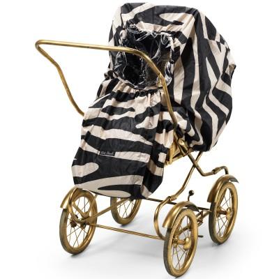 Habillage pluie Zebra Sunshine  par Elodie Details