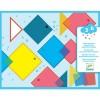 Atelier de gommettes Des carrés magiques - Djeco