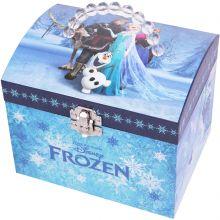 Boîte à bijoux musicale La Reine des Neiges Elsa  par Trousselier