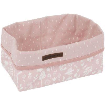 Panier de toilette Adventure pink (25 x 15 cm)