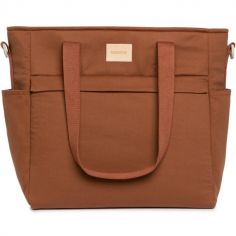 Sac à langer waterproof Baby on the go Clay Brown