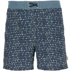 Maillot de bain short Splash & Fun Pois bleu (3 ans)
