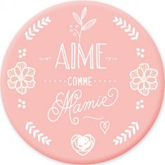 Magnet Aime comme Mamie