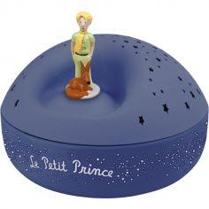 Projecteur d'étoiles musical Le Petit Prince bleu