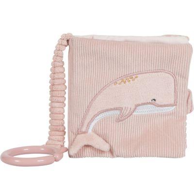 Livre bébé à suspendre Ocean pink Little Dutch