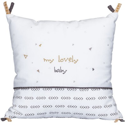 Coussin My lovely baby Kenza  par Sauthon