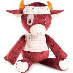 Peluche géante Rosalie la vache (90 cm)