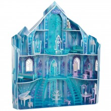 Maison de poupée manoir de La Reine des Neiges  par KidKraft