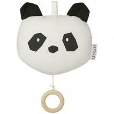 Doudou musical à suspendre Alma Panda
