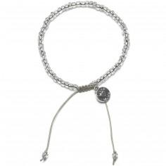 Bracelet Beads perles transparentes