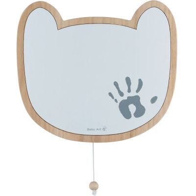 Applique musicale Wall music box ours  par Baby Art