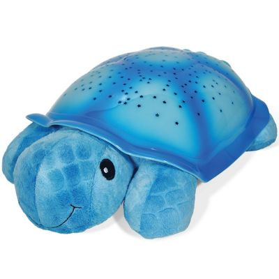 Veilleuse peluche Twilight Turtle Blue Cloud B