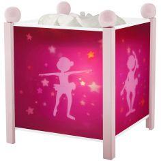 Lanterne magique Ballerines rose