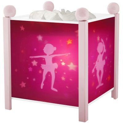 Lanterne magique Ballerines rose  par Trousselier