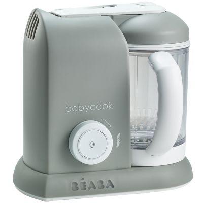Robot cuiseur Babycook Solo gris  par Béaba