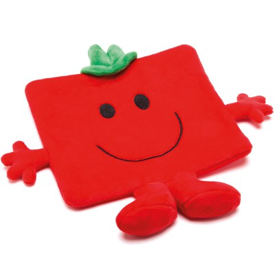 Doudou plat Monsieur Costaud (28 cm)  par Monsieur Madame