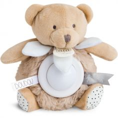 Veilleuse peluche ours luminescent UNICEF (15 cm)