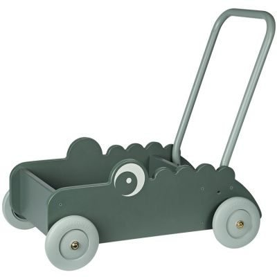 Chariot de marche Croco le crocodile vert  par Done by Deer