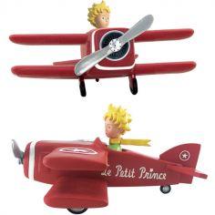 Figurine Le Petit Prince avion (18 cm)