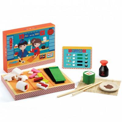 Atelier japonais Aki et Maki  par Djeco