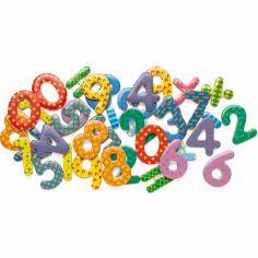 Jeu magnétique 38 numbers (38 pièces)