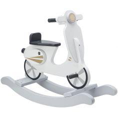 Scooter à bascule gris
