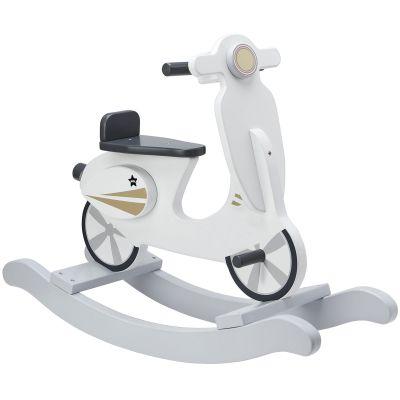 Scooter à bascule gris  par Kid's Concept