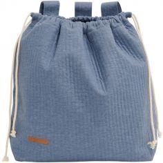 Vide-poches à suspendre Pure blue