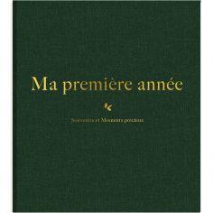 Album de naissance Ma première année Luxe ABC