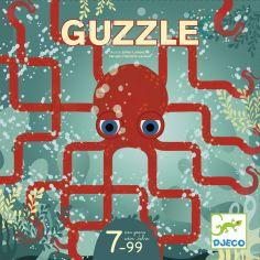 Jeu de tactique poulpe Guzzle